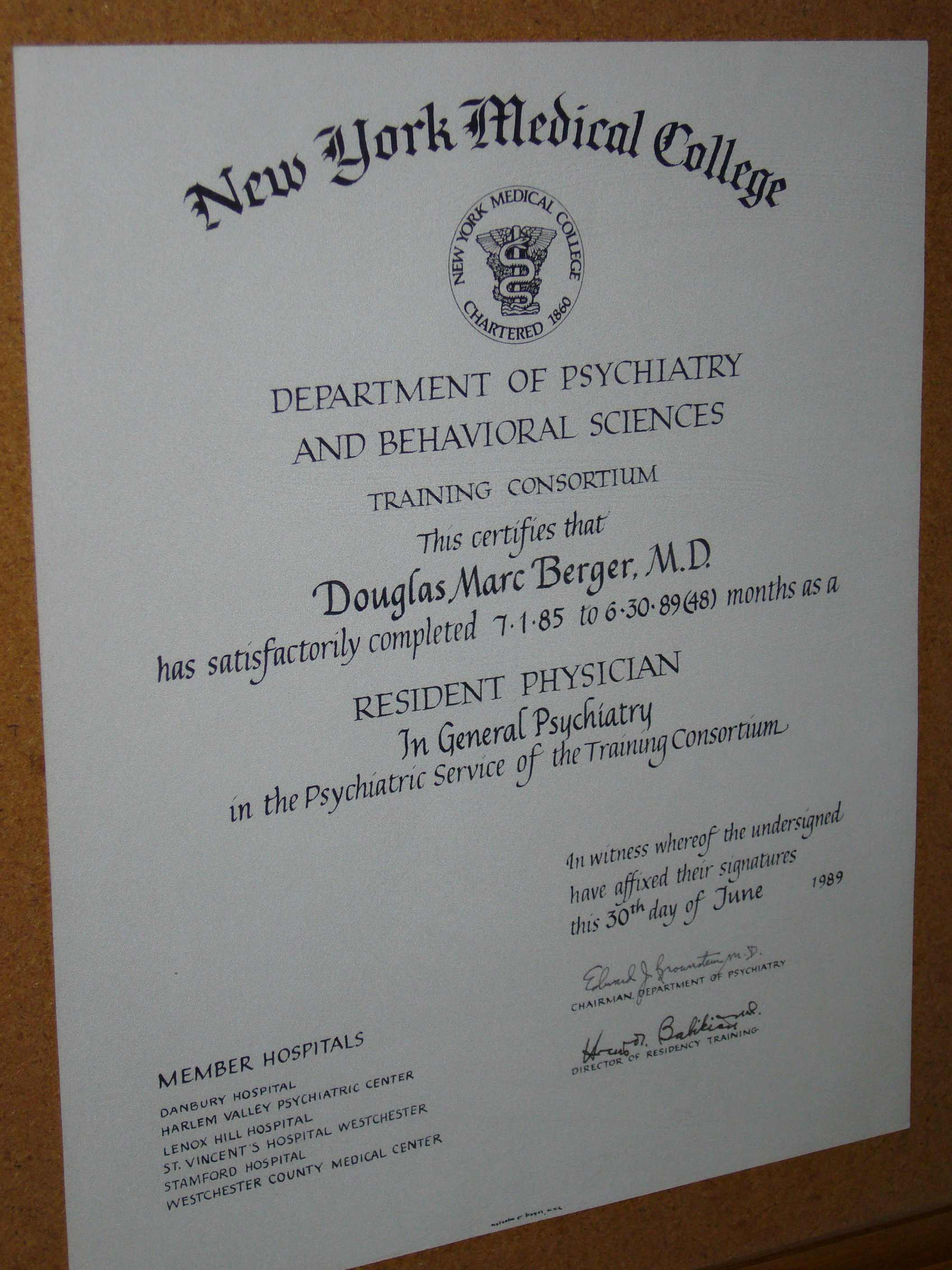Psychotherapy Practice Information